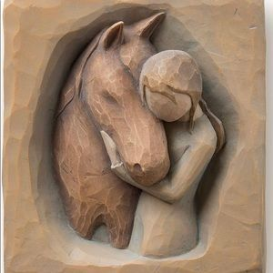 Willow Tree Quiet Strength Wall Plaque